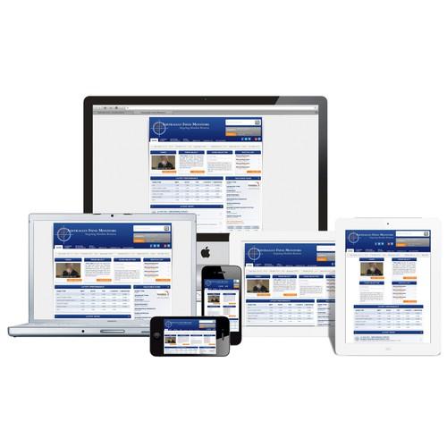 Australian Fund Monitors needs a new website design