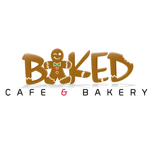 Create the next logo for Baked Cafe and Bakery