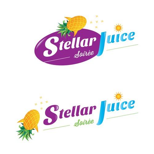 Stellar Juice Soirée needs a Stellar Logo!!