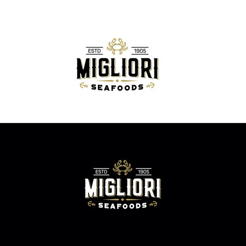 logo for seafood