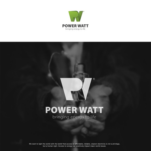 POWERWATT logo