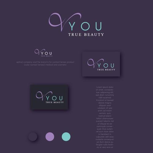 V YOU LOGO DESIGN