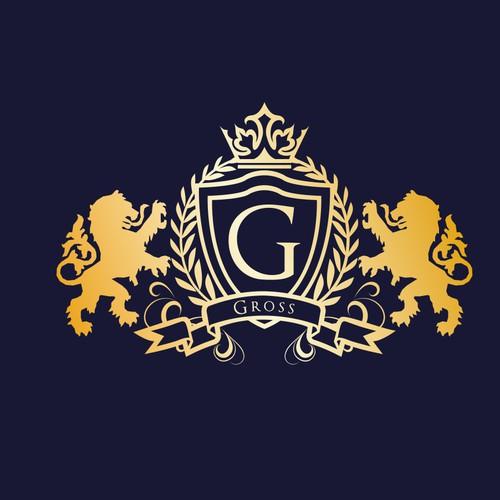 Gross family crest/logo