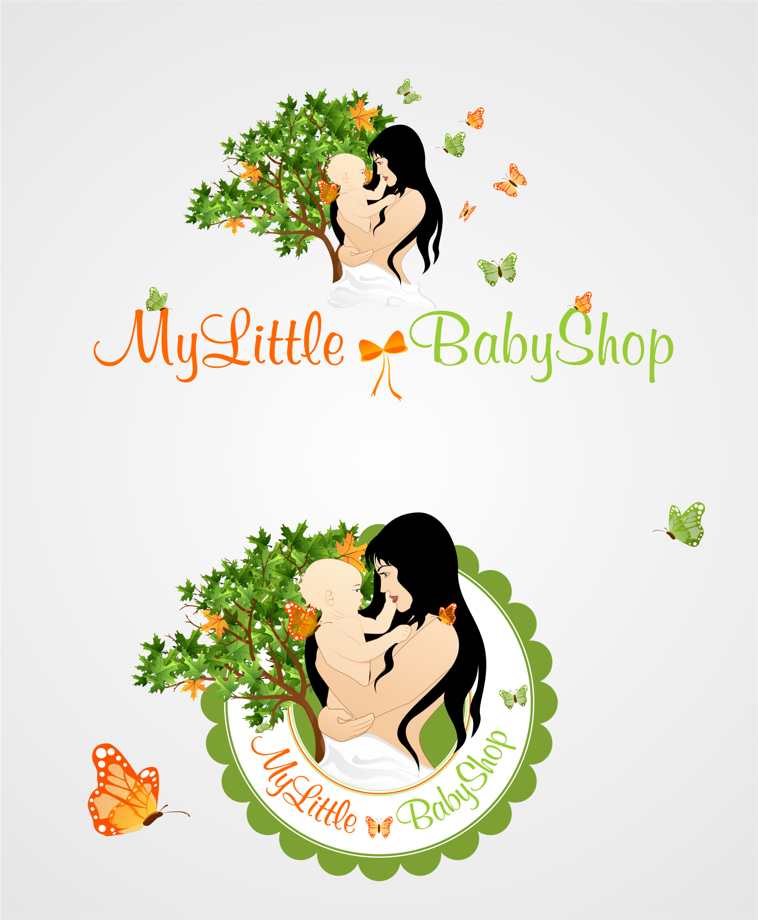 New logo wanted for MyLittleBabyShop