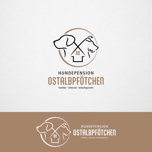 Logo Design for Dog Day Care