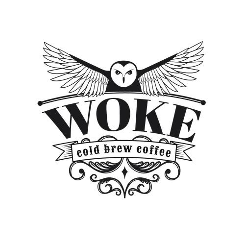 WOKE cold brew coffee