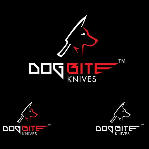 Dog Bite Knives(tm)