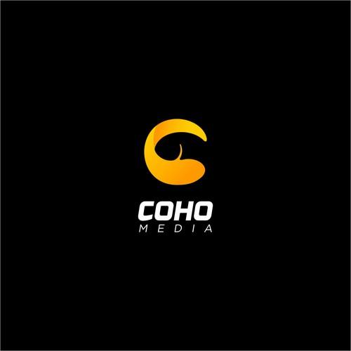 COHO MEDIA logo