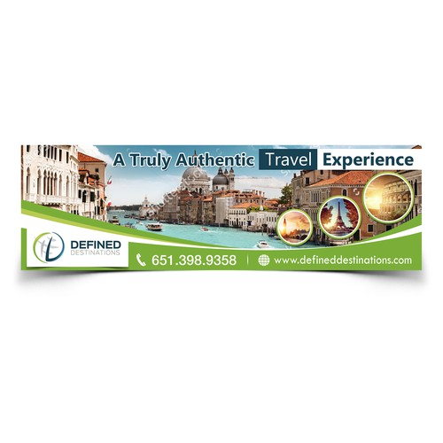 Trade Show Travel Banner