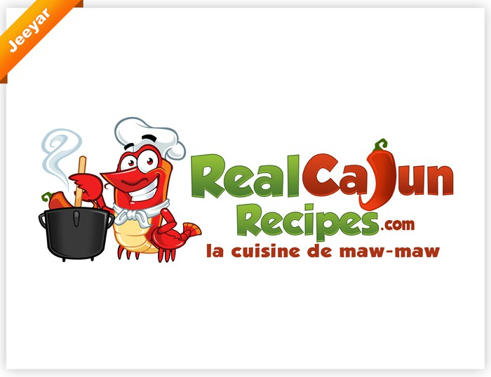 logo for RealCajunRecipes.com