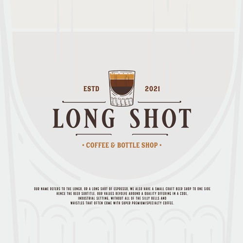 Long Shot - Espresso