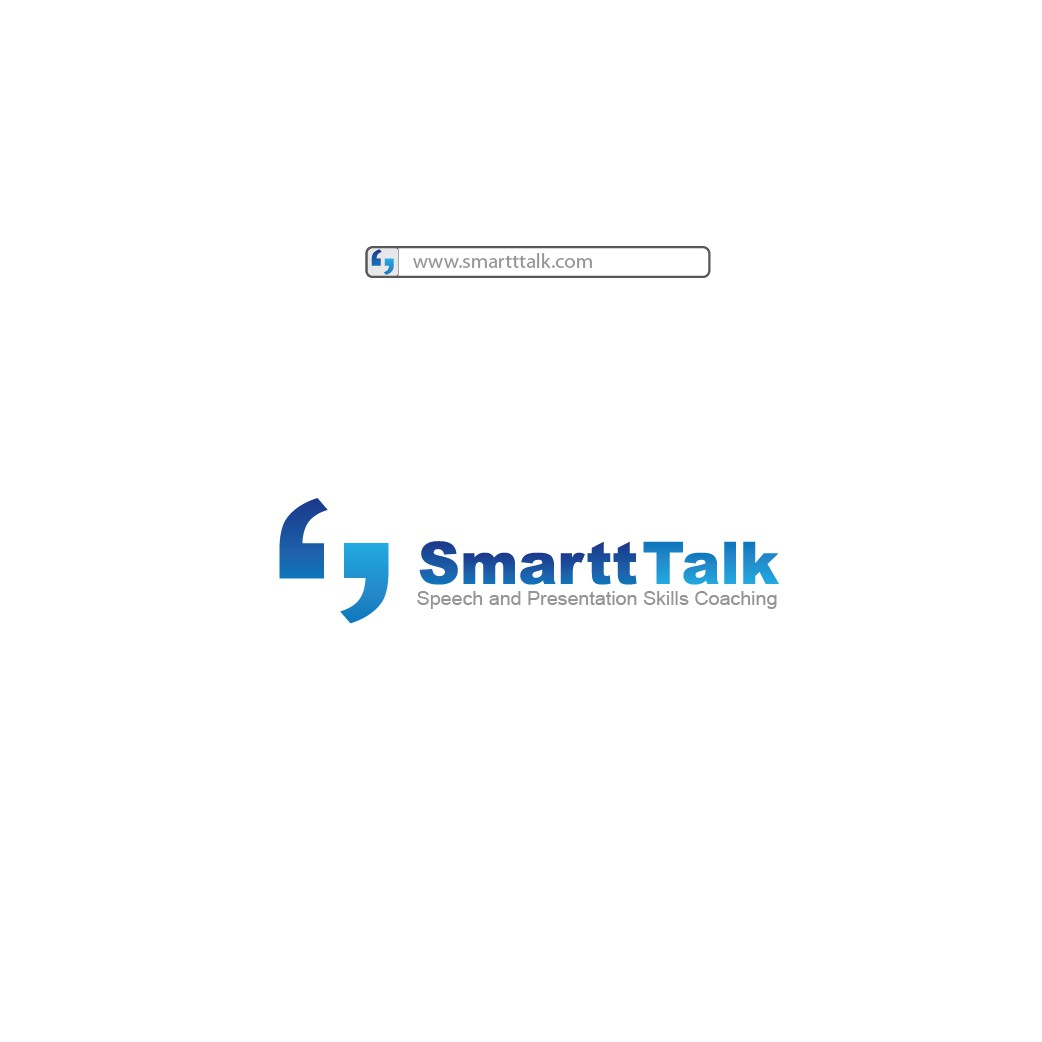 Create the next logo for Smartt Talk