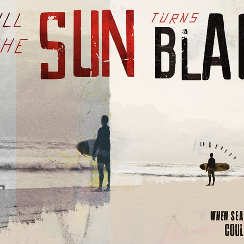 """Till The Sun Turns Black"" Social Media Graphics"