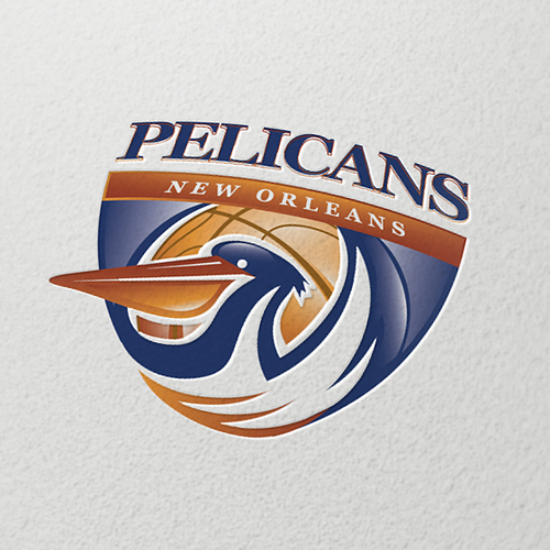 Logo for brand the New Orleans Pelicans