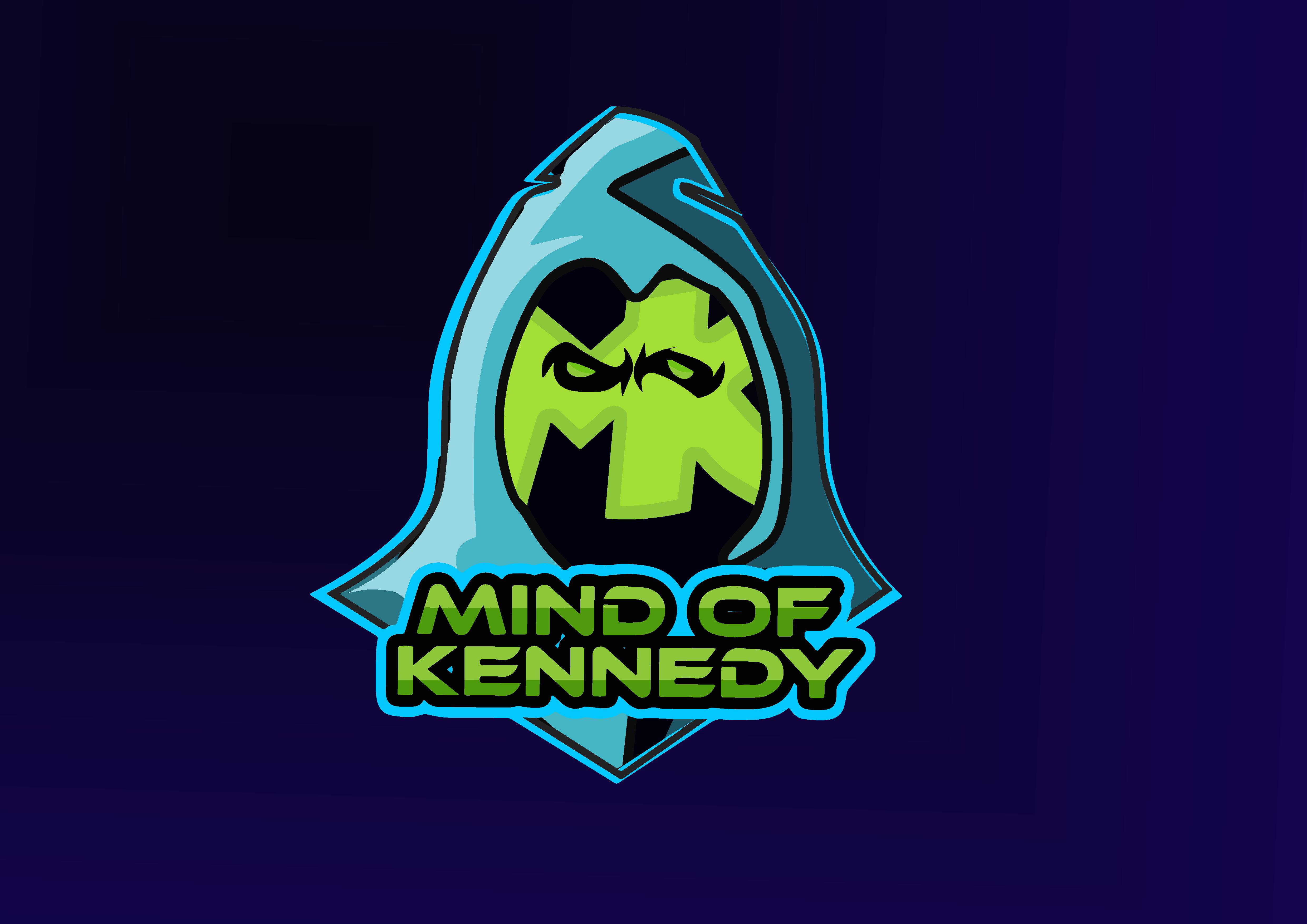 Kennedy's YouTube channel logo design
