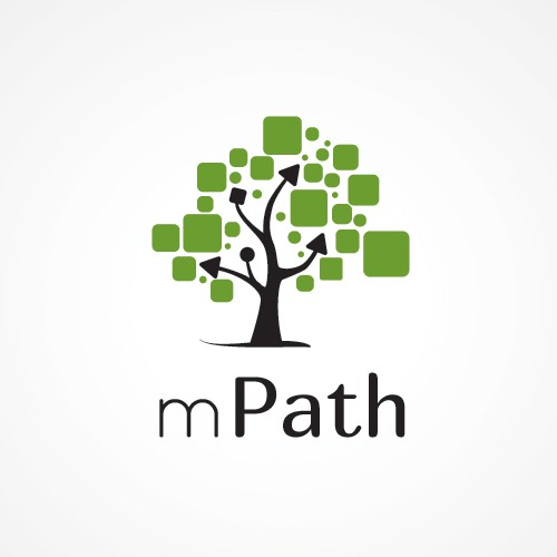 Logo design for mPath