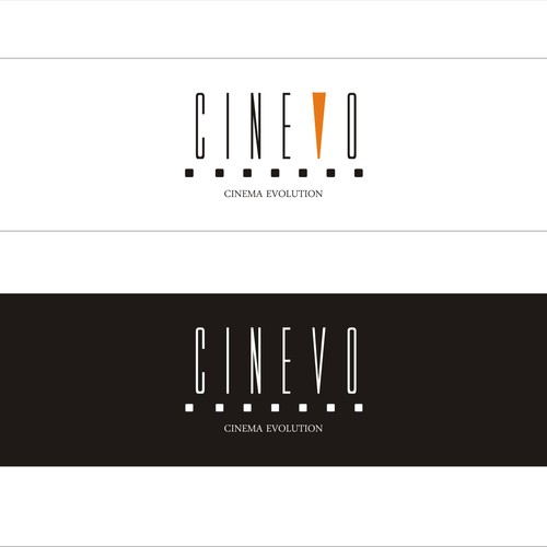 See your logo design on big screen.