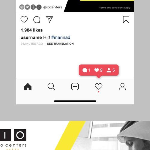 Post for instagram