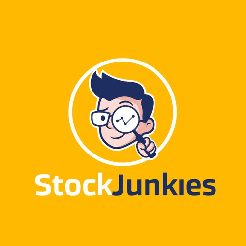 Playful Logo For A Stock Media Company