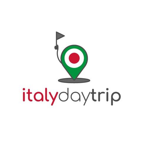 Logo per guida turistica italiana