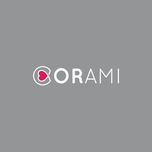 Logo concept for Corami Medical Device