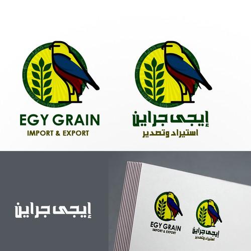 egy grain logo