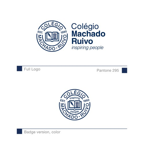 Logo Concept for a Private High School