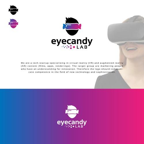 eycandy LAB - Logo Design