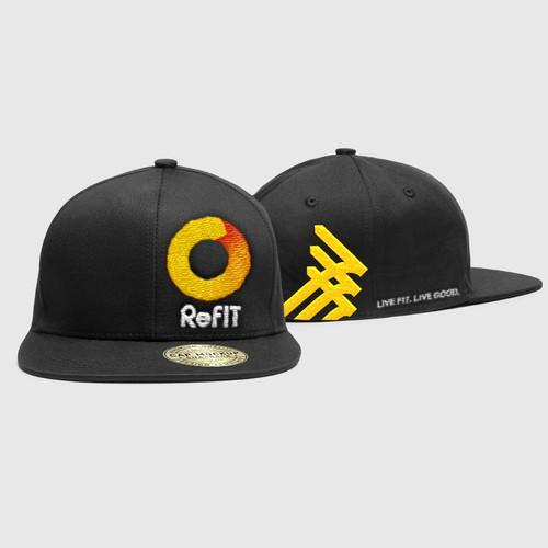 Refit Gym Hat