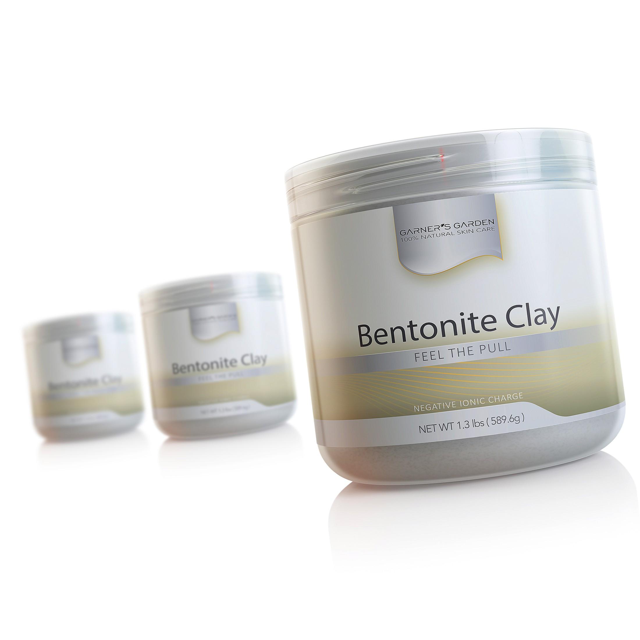 Project #26 Bentonite Clay