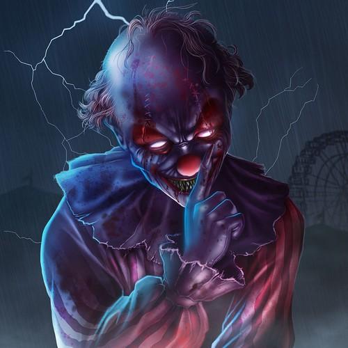 Scariest clown