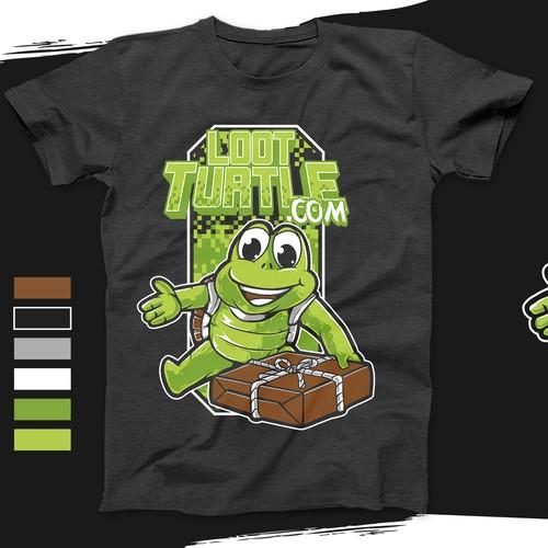 Lootturtle.com Shirt