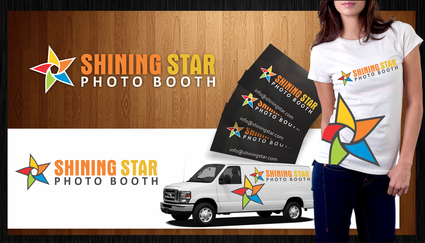 Help Your Photo Booth with a new logo