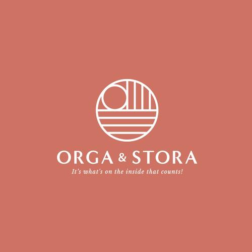 Logo Design - Orga & Stora