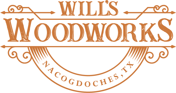 Knock the bark off with a new logo for Will's Woodworks