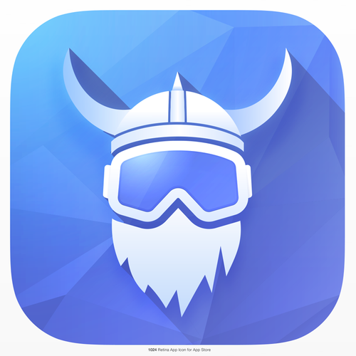 icon for Freestyle Snowboard/Skiing app