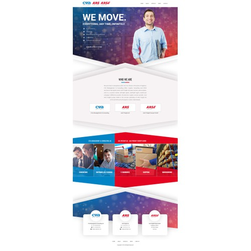 Group Of Companies Web Design