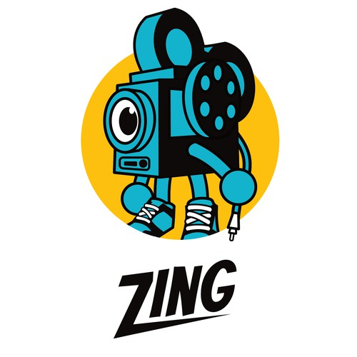 Logo concept for Multimedia App