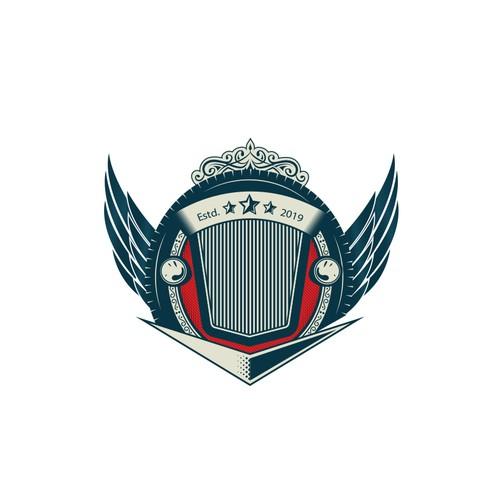 Logo Concept for Rides collectives