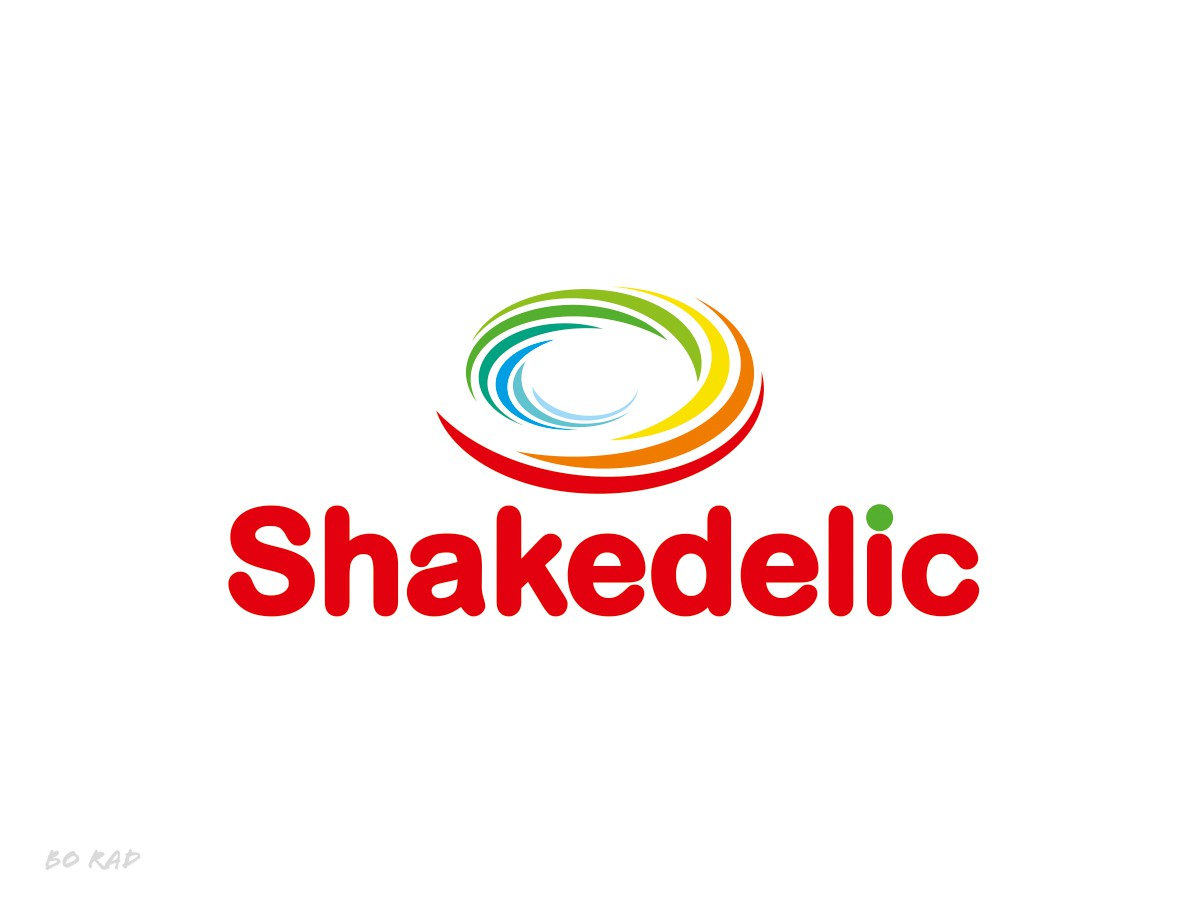 Shakedelic needs a new logo
