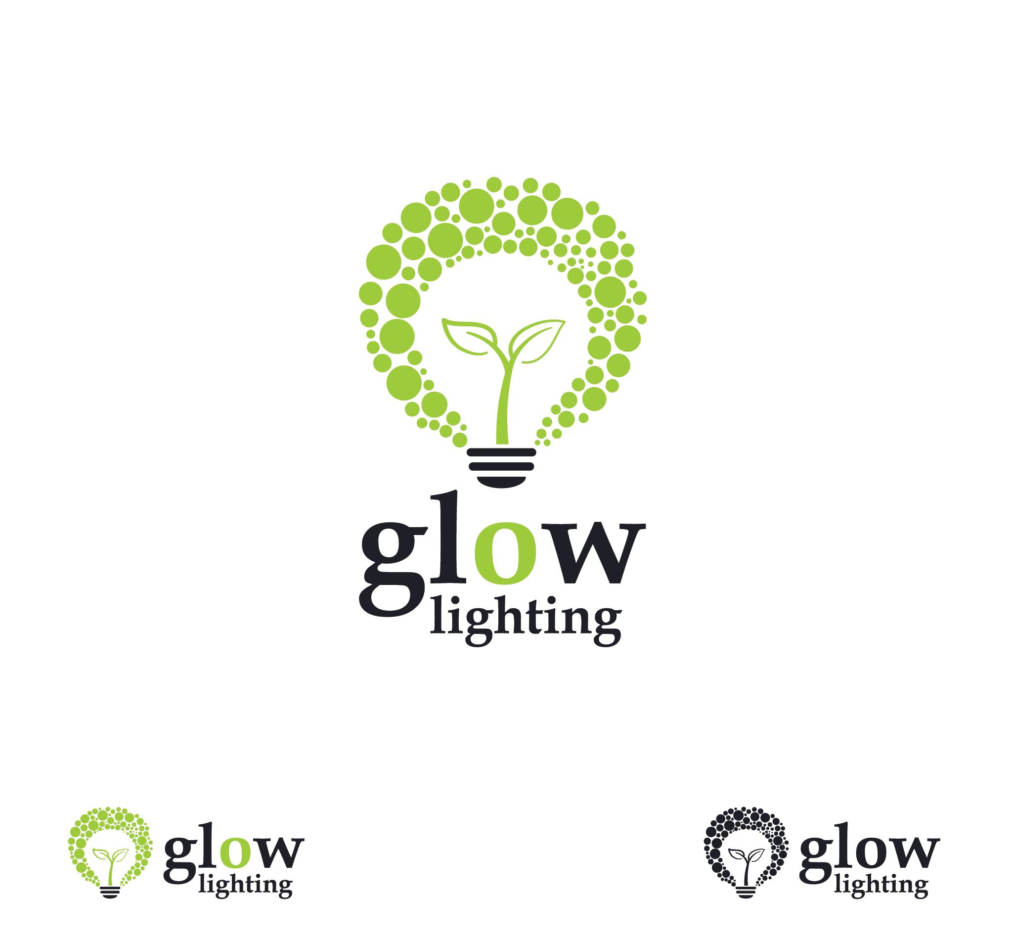 Create a memorable logo for Glow Lighting!