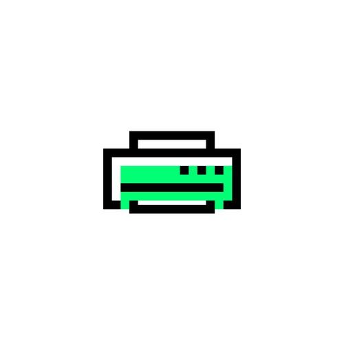 Minimalist printer