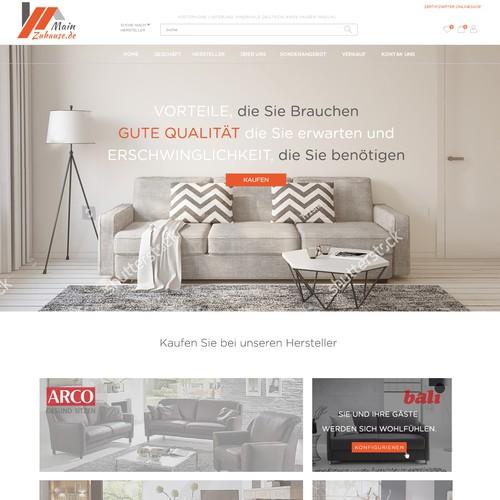 Furniture retailer (online shop)