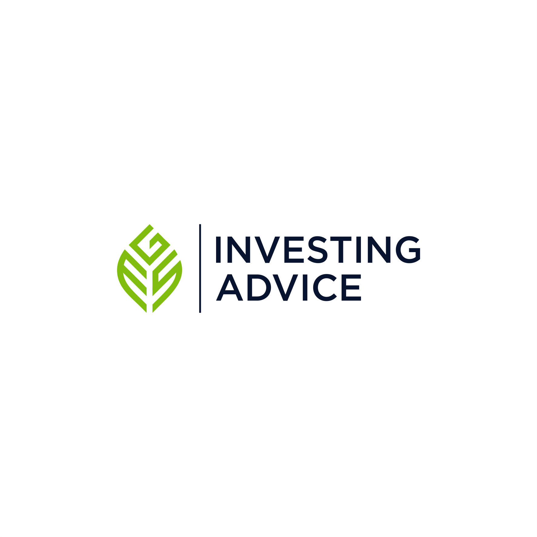 Professional Logo appealing to investors interested in a sustainable future.