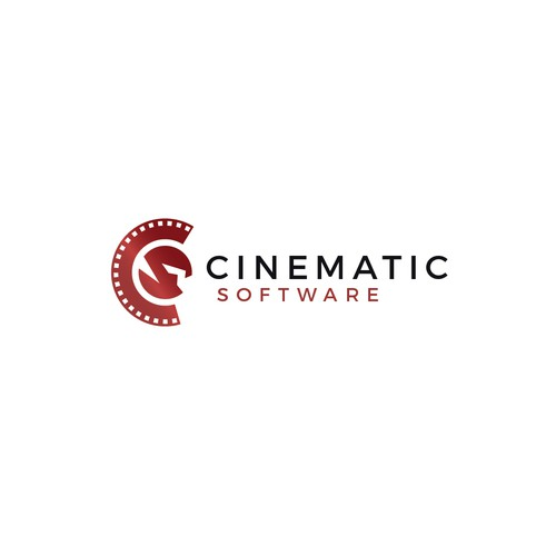 Logo design for Cinematic Software.
