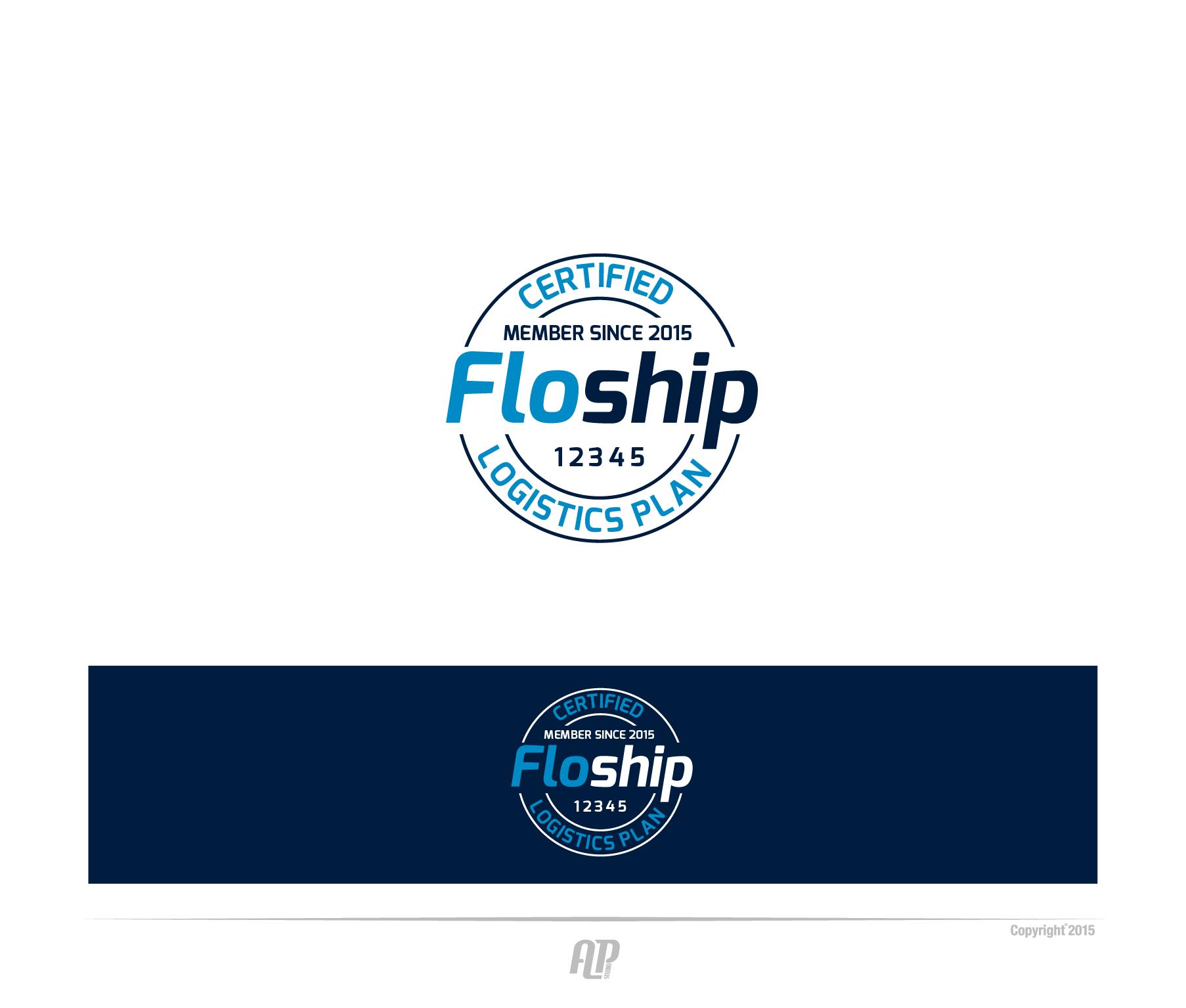 Floship Certified Logistics Plan seal