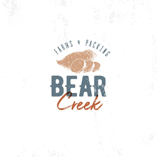 Logo Bear Creek Farms & Packing - Sweet Potatoes