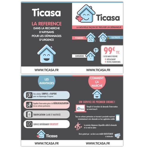 Flyer Ticasa