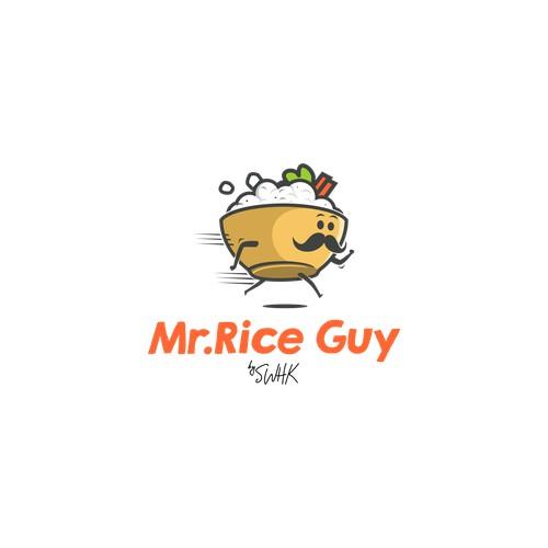 Mr.Rice guy