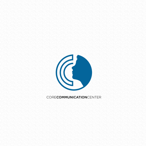 Logo for speech therapy